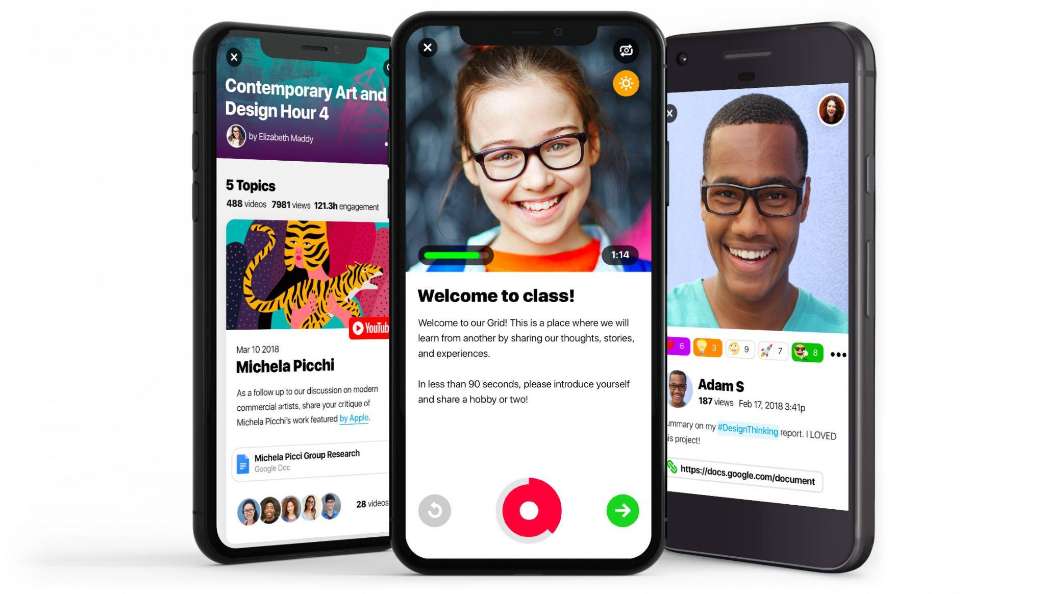 flipgrid mobile