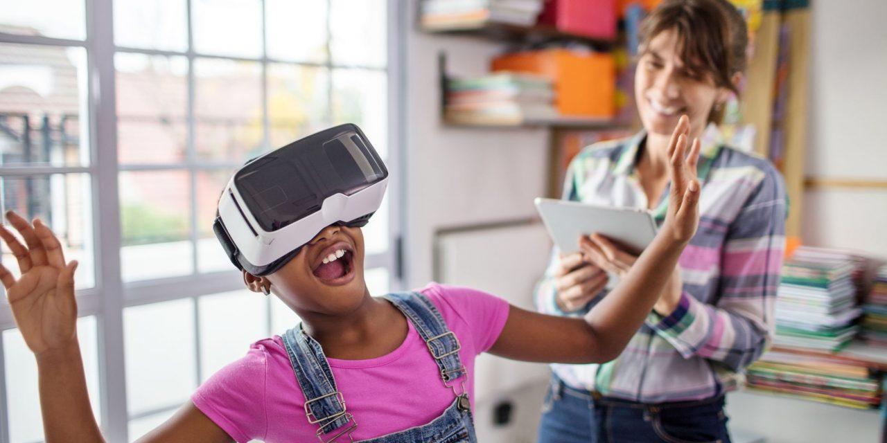 Veja 5 motivos para usar a realidade virtual em sala de aula
