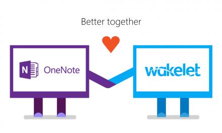 Novidade! Seus alunos vão amar o Wakelet + OneNote 🌊💜