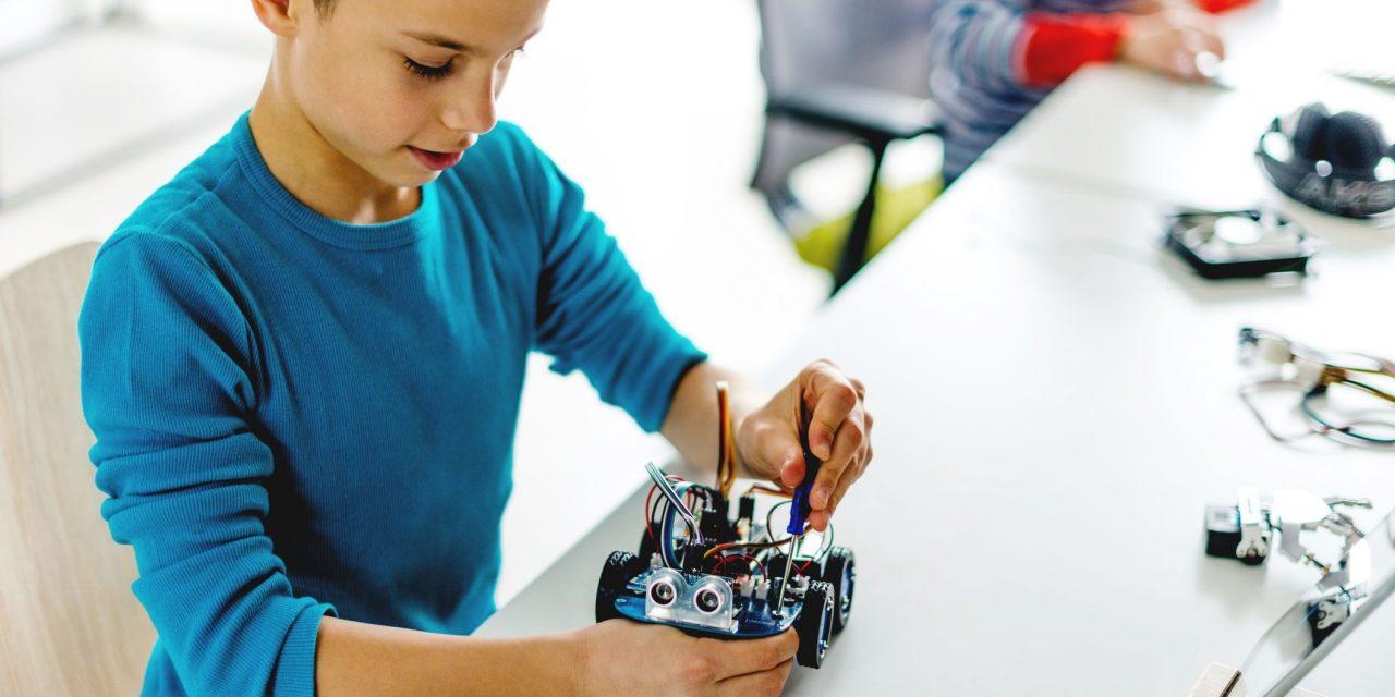 Você sabia que a escola do futuro já chegou? Saiba mais!
