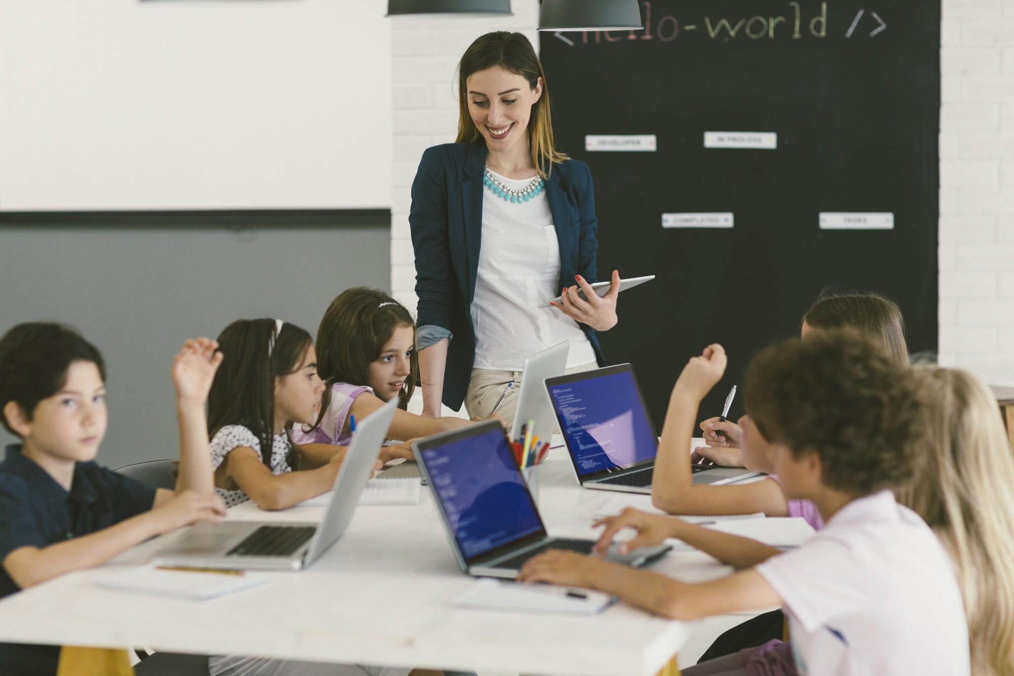 gestão da tecnologia na escola
