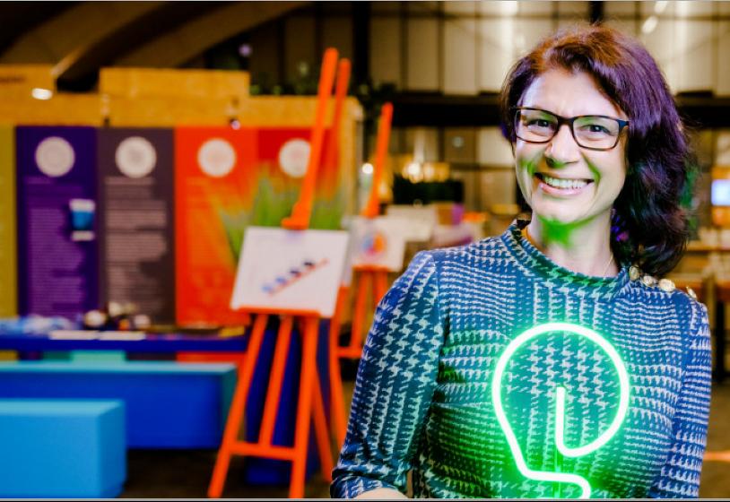 :Marina Birkman, Professora Sênior da Universidade Breda de Ciências Aplicadas